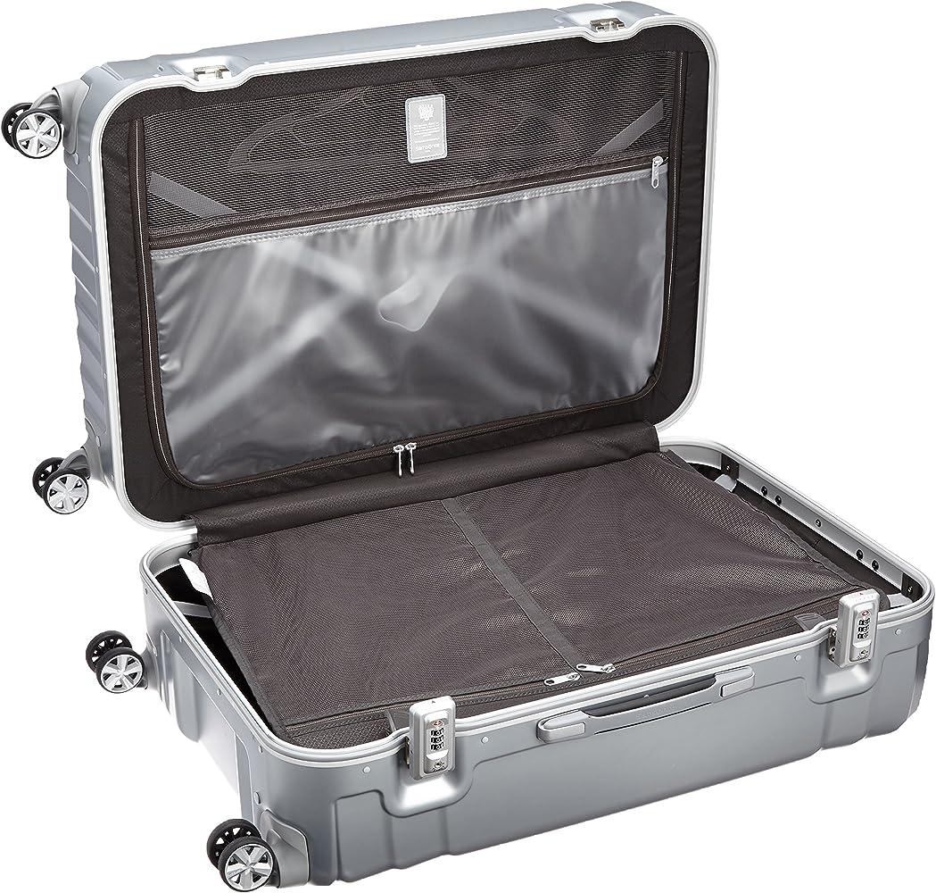 a38a48114b [サムソナイト] スーツケース トゥルーフレーム スピナー76 85L 5.0kg 76 cm 5kg I0019003
