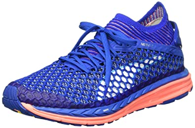31b50a206 Amazon.com | PUMA Speed Ignite Netfit Women's Running Shoes | Running