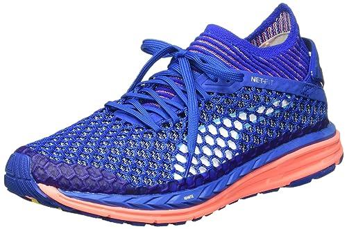 Puma Speed Ignite Netfit Women s Running Shoes  Amazon.co.uk  Shoes ... c47a0b9be
