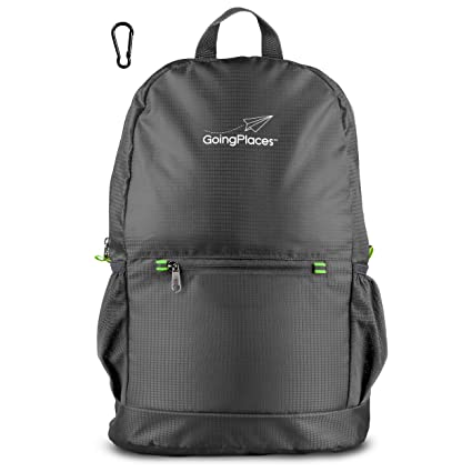 The Going Places Travel Backpack travel product recommended by Sam Maizlech on Lifney.