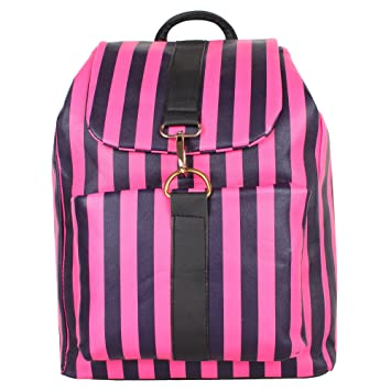 996135cb2c2d Buy Atled Pink Women s Backpack Online at Low Prices in India - Amazon.in