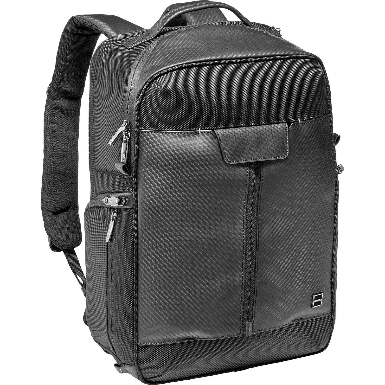 Gitzo Century Traveler Digital SLR Camera Backpack with Flash Diffuser Set + Lens & Sensor Cleaning Pens + Kit by Gitzo (Image #2)