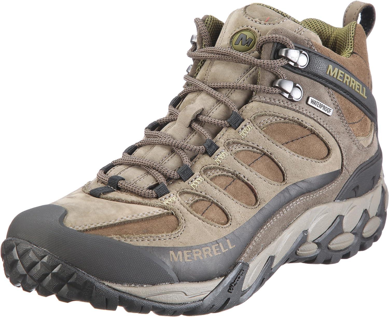 Merrell Tahr Wtpf Zapatos de Low Rise Senderismo para hombre