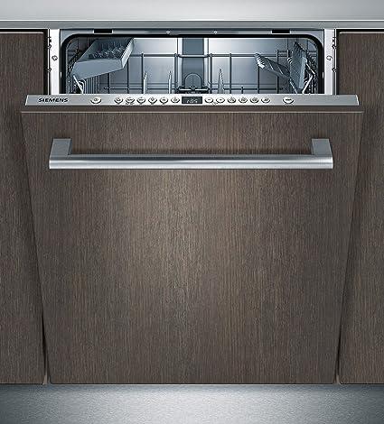 Siemens SN636X01AE lavavajilla Totalmente integrado 12 cubiertos ...