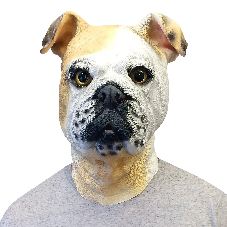 Amazon English Bulldog Costume Face Mask f the Wall Toys