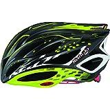 OGK KABUTO(オージーケーカブト) ヘルメット MOSTRO-R スペースマットイエロー サイズ:S/M