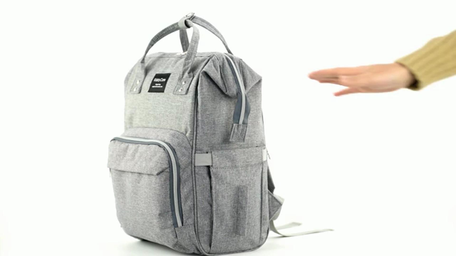 f9739f1a213b6 KiddyCare Diaper Bag Backpack