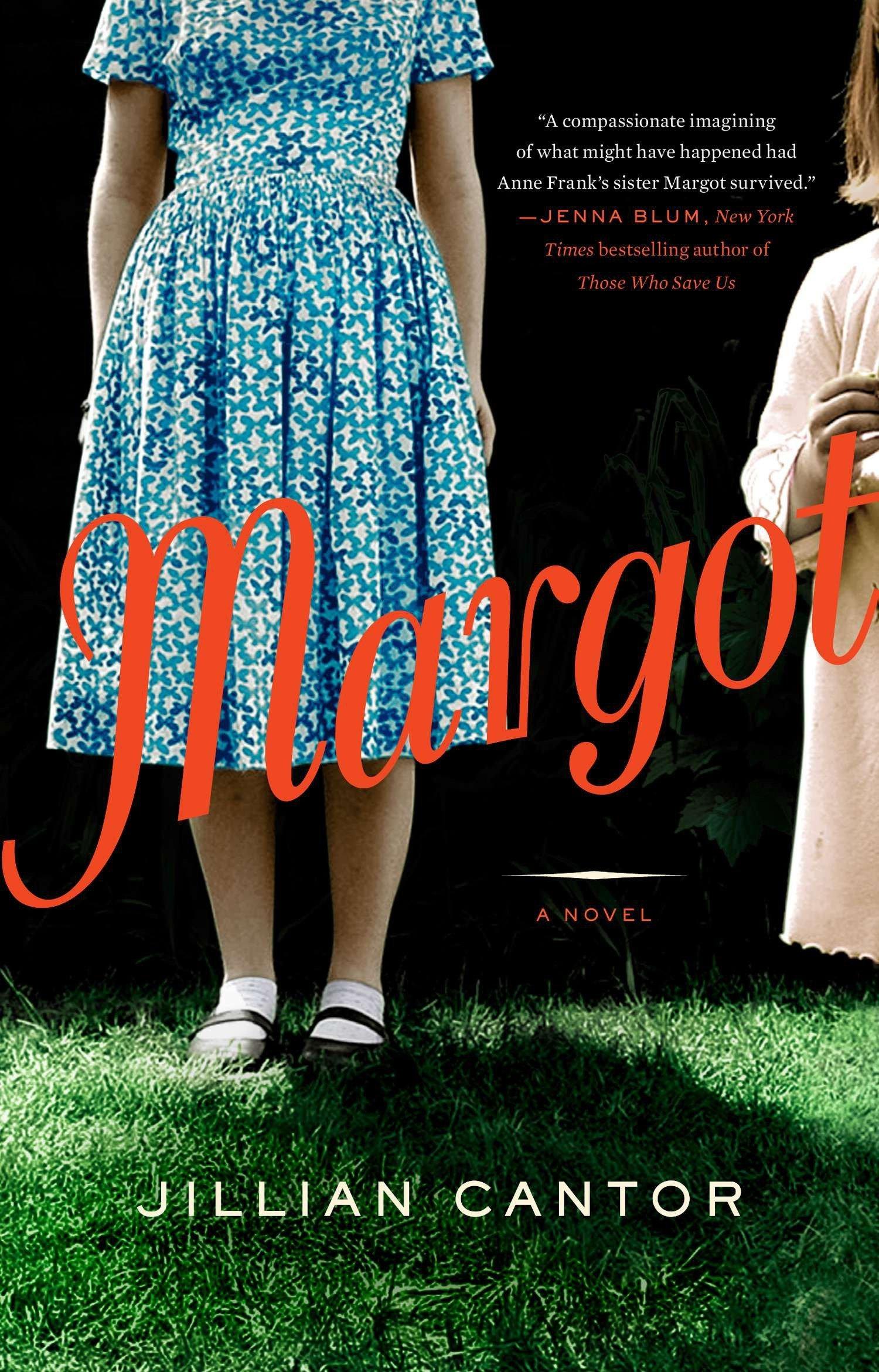 Amazon.com: Margot: a Novel (9781594486432): Jillian Cantor: Books