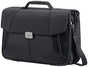 samsonite briefcase 3 gussets 15 6\