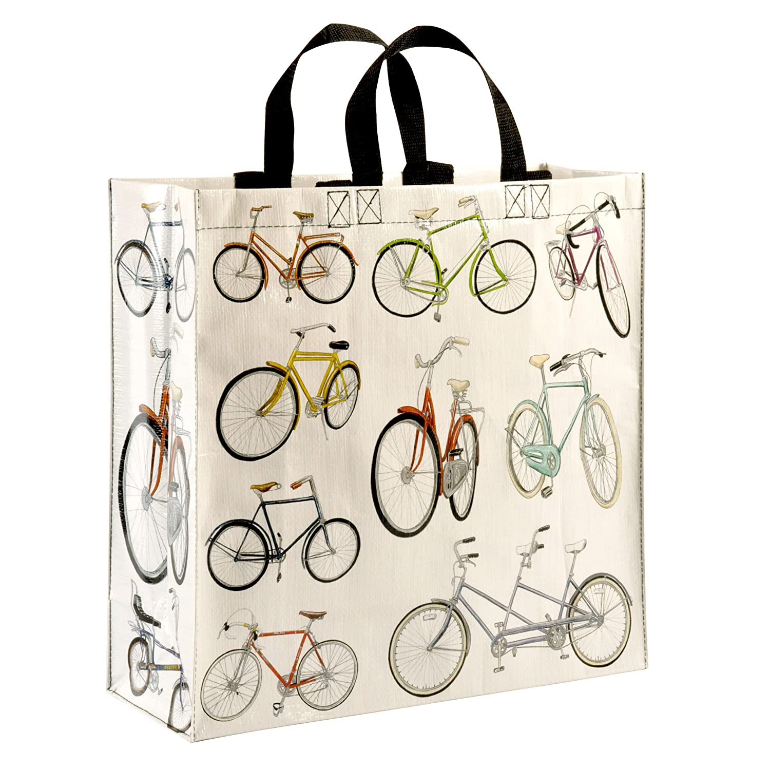 Amazon.com: Blue Q - Bicycles Shopper: Bike Panniers And Rack Trunks:  Kitchen & Dining
