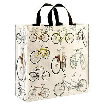 Amazon.com: Blue Q Bolsas, Bolsa de la compra, bicicletas ...