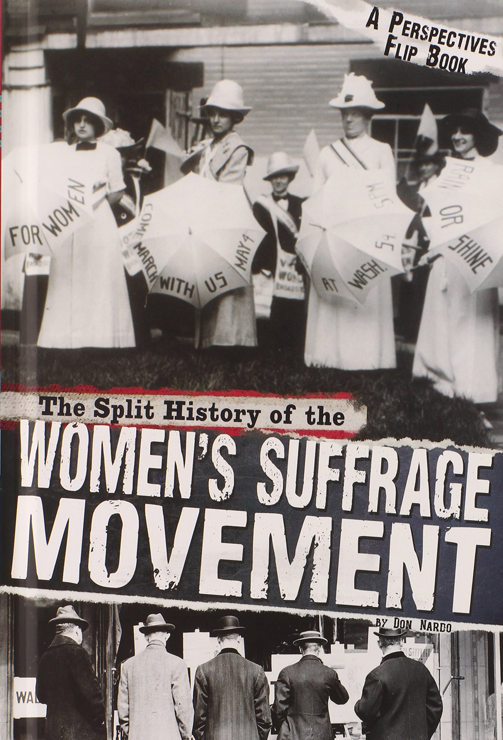 Download The Split History of the Women's Suffrage Movement: A Perspectives Flip Book (Perspectives Flip Books) PDF