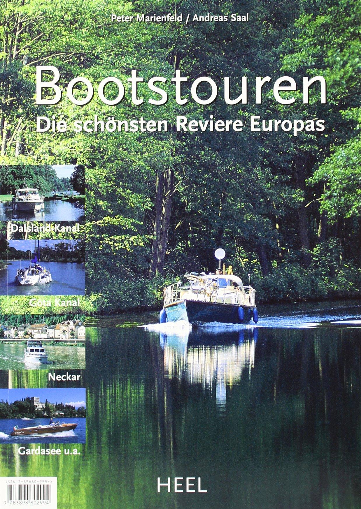 Bootstouren: Die schönsten Reviere Europas