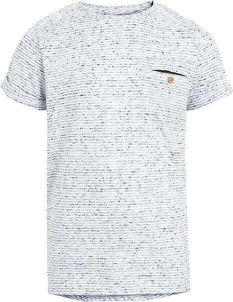 next Niños Camiseta Rayas Blanco/Azul 4 años: Amazon.es: Ropa y ...