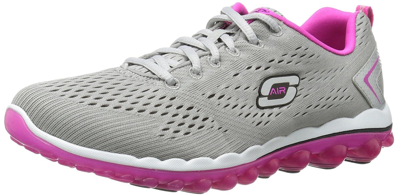【超ポイント祭?期間限定】 Skechers US Women's Skech-Air Skechers 2.0 - Discoveries Gray Ankle-High Fabric Running Shoe B00L338M6C Gray Mesh/Pink Trim 7 B(M) US 7 B(M) US|Gray Mesh/Pink Trim, クラシックデモダン:b7032738 --- a0267596.xsph.ru