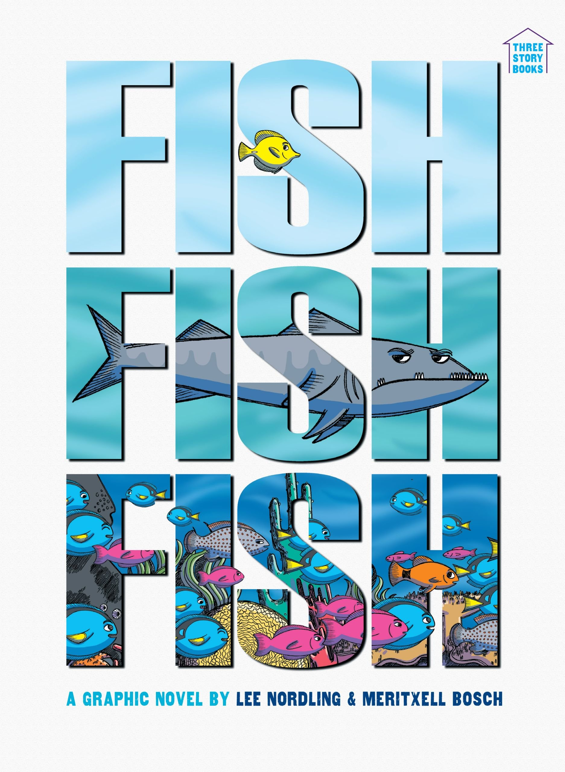 Download Fishfishfish (Three-Story Books) ebook