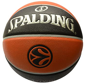 Spalding Euroleague Tf500 In out Sz.7 (74-539Z) Balón de Baloncesto ... 6b7627351b278