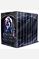 Kingdom of Villains and Vengeance (Kingdom of Darkness and Light Book 2) Kindle Edition