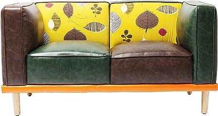 Kare 79520 Zebre 2 Seater Sofa Bunt 69 Cm Amazon Co Uk Kitchen