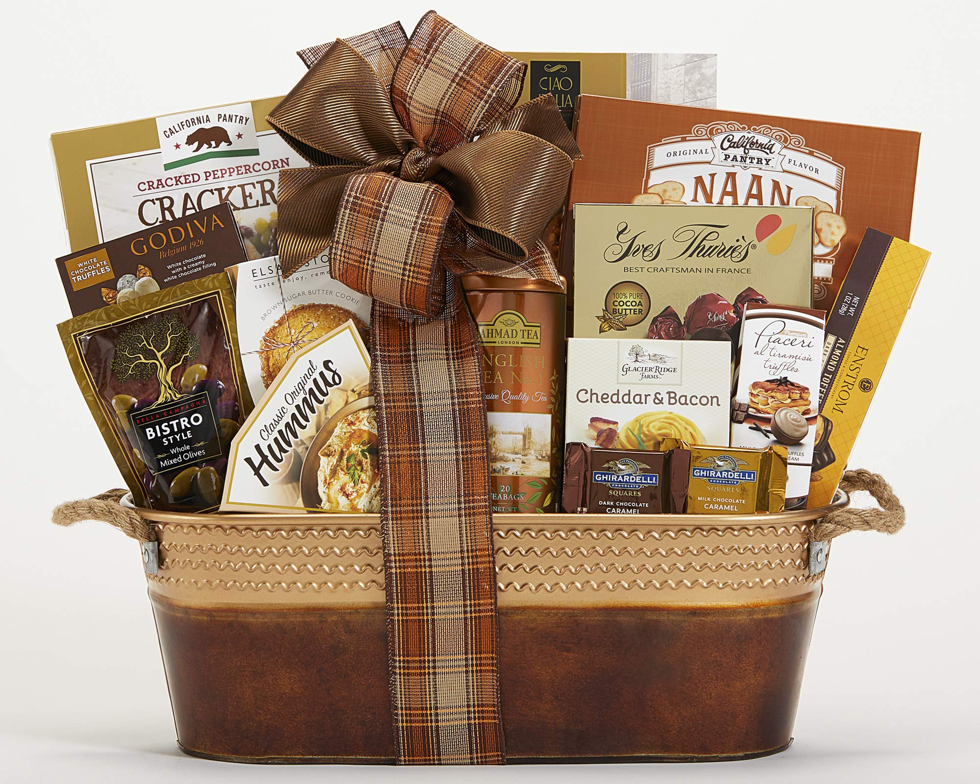 Remarkable Gift Co. Grand Gourmet Gift Basket by Remarkable Gift Co. (Image #1)