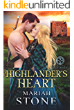 Highlander's Heart: A Scottish Historical Time Travel Romance (Called by a Highlander Book 3)