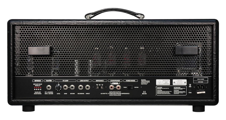 Bugera 044952 - Amplificador cabezal para guitarra: Amazon.es: Instrumentos musicales
