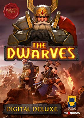 The Dwarves Digital Deluxe Edition [Online Game Code]