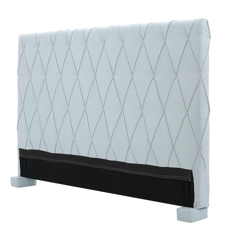 Amazon.com - Charleston Fully Upholstered King/ Cal King Headboard ...