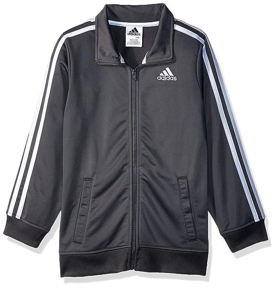 3e99c63449e0a adidas Boys' Iconic Tricot Jacket