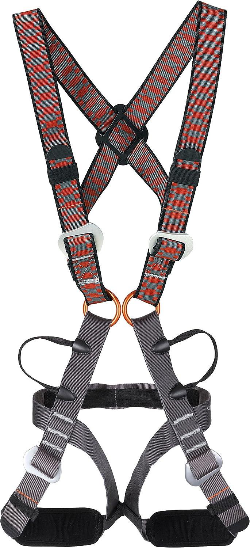 SALEWA Bunny Climb - Arnés Completo Negro Black/Orange Talla:Talla ...