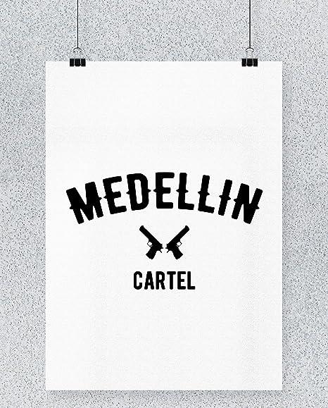 Compra Hippowarehouse Medellin Cartel Pablo Escobar Cartel ...