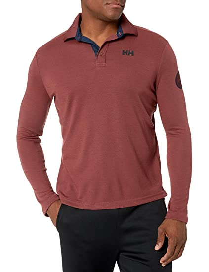 Helly Hansen Skagen Quickdry Rugger Camisera Manga Larga, Hombre ...