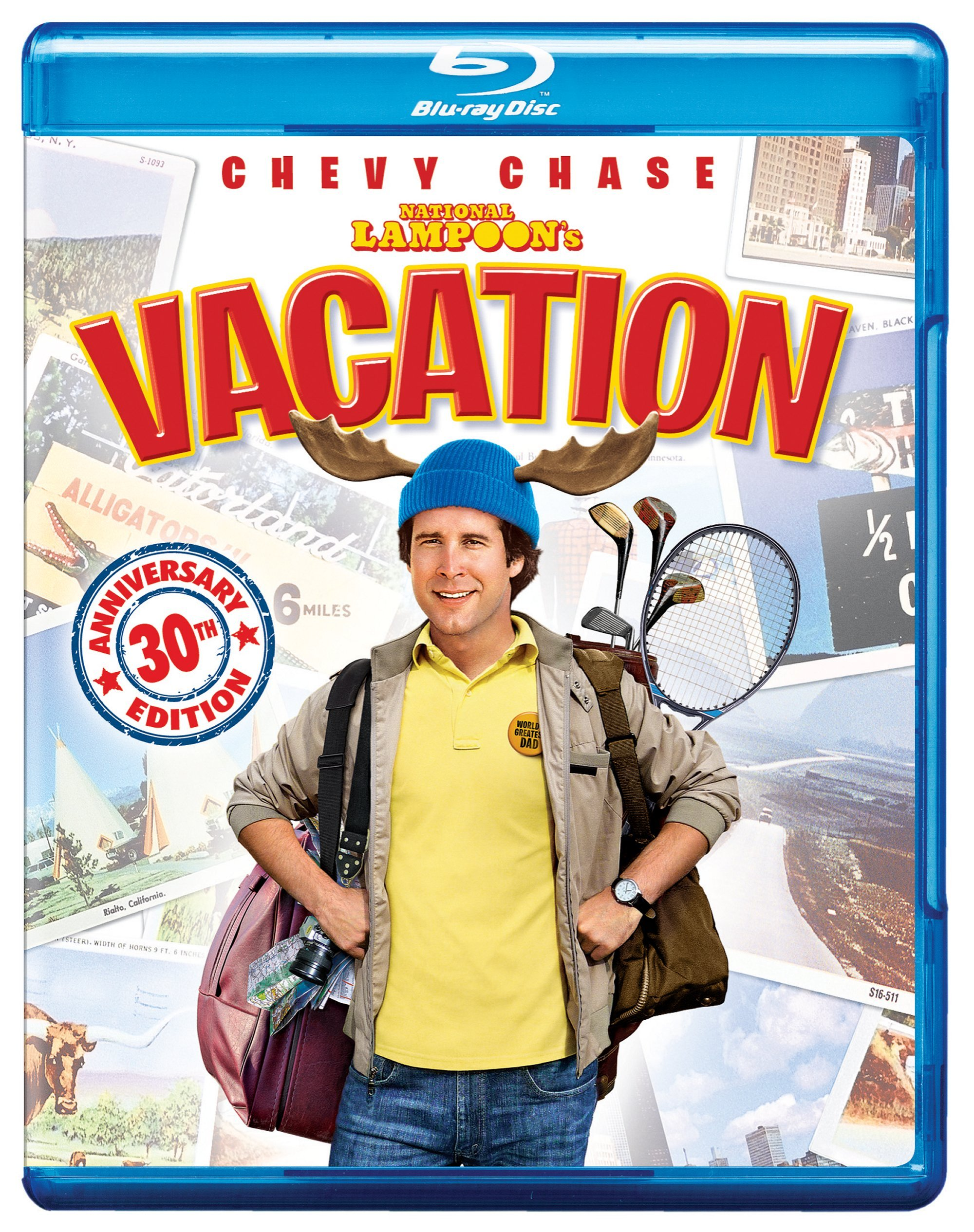 Blu-ray : National Lampoon's Vacation (Anniversary Edition)
