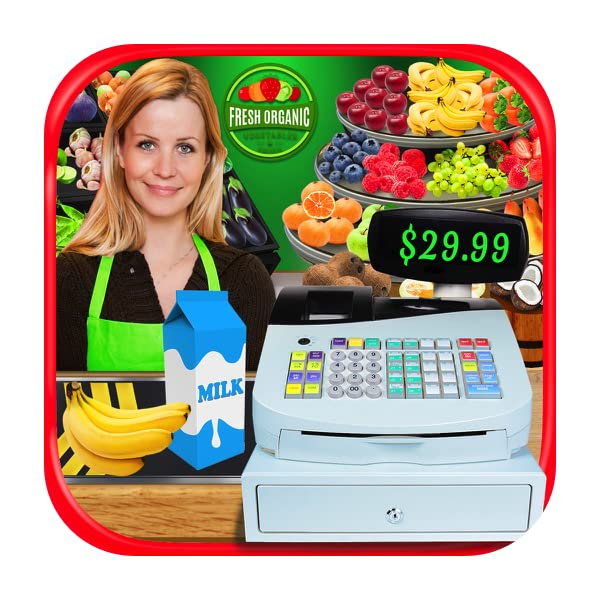 Real Grocery Store & Supermarket Simulator – Kids Shopping & Cash...