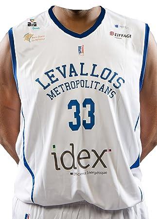 Bigsport Boris Diaw 2017 - 2018 - Camiseta de Baloncesto para Hombre: Amazon.es: Deportes y aire libre