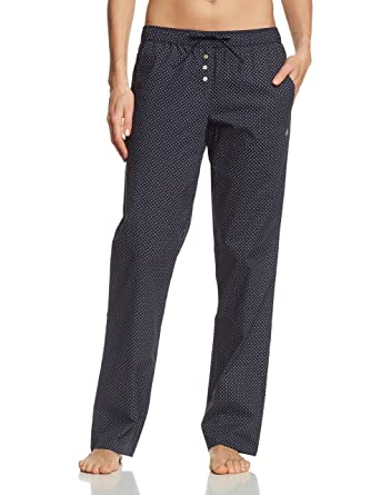 Marc O'Polo Body & Beach Damen Lange Schlafanzughose PANTS: Amazon.de:  Bekleidung