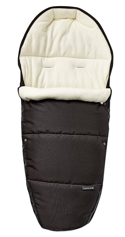 Gesslein 716178000 Fußsack Sleepy, schwarz
