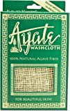 Ayate Washcloth, 100% Natural Agave Fiber, 1 washcloth