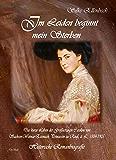 Im Leiden beginnt mein Sterben - Das kurze Leben der Großherzogin Caroline von Sachsen-Weimar-Eisenach, Prinzessin zu Reuß, ä. L., 1884-1905 - Historische Romanbiografie