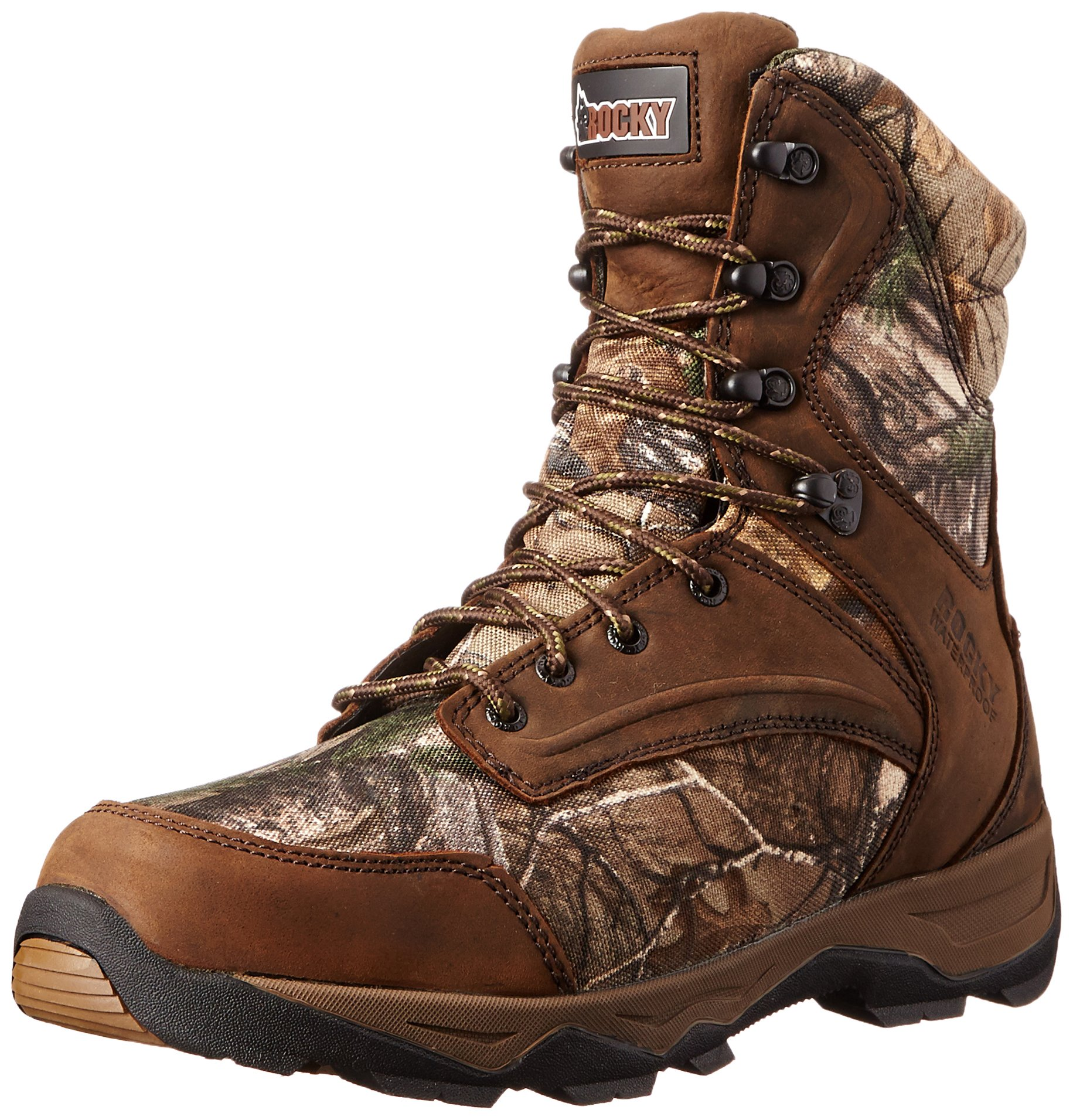 Rocky Men's RKS0227 Boot, Realtree Xtra Camouflage, 8.5 M US by Rocky