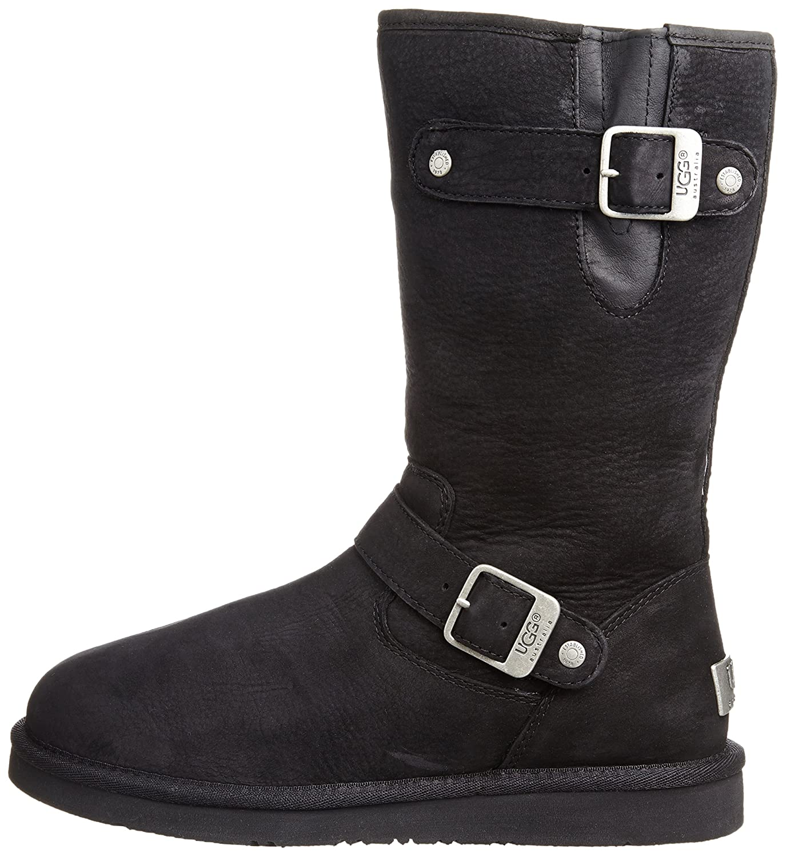 ba5d07d26b5 UGG Australia Women s Sutter Casual Boot Black 8 B(M) US: Buy Online ...