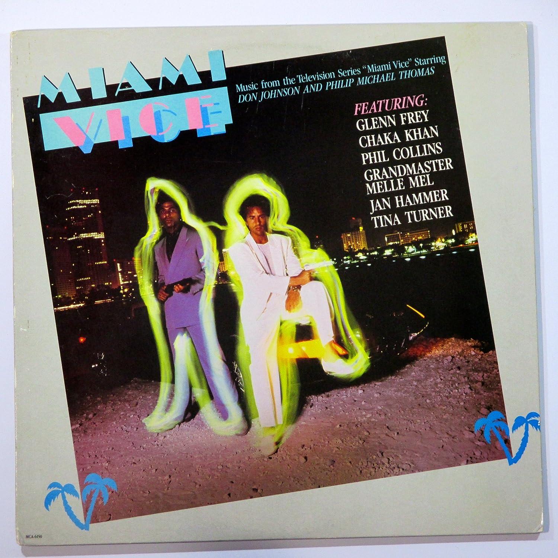 Miami Vice TV Soundtrack Albuquerque Mall 1985 Max 49% OFF