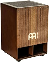 Meinl Jumbo Bass Subwoofer Cajon with Internal Snares - NOT MADE IN CHINA - Walnut Playing Surface