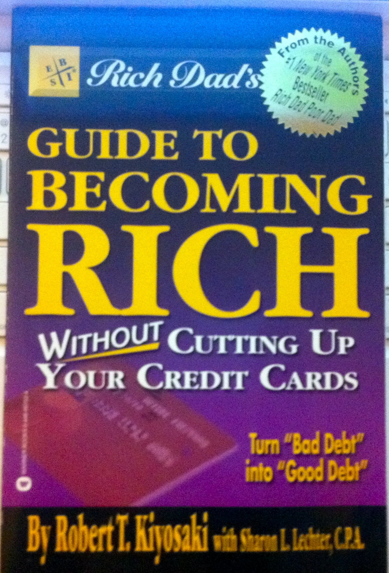 Guide to Becoming Rich Without Cutting Up Your Credit Cards pdf epub
