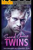 Second Chance Twins - A Steamy Billionaire Secret Babies Romance (San Bravado Billionaires' Club Book 1) (English Edition)