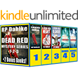 Boxed Set-Three Dead Red Mysteries Plus Bonus Books