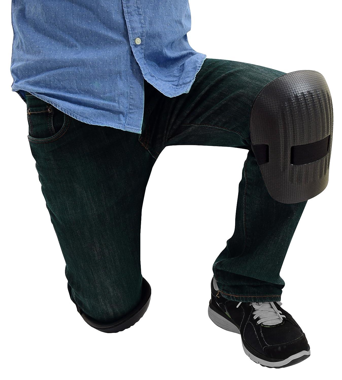 高儀 GISUKE 膝パッド 2個組BLACK<br />