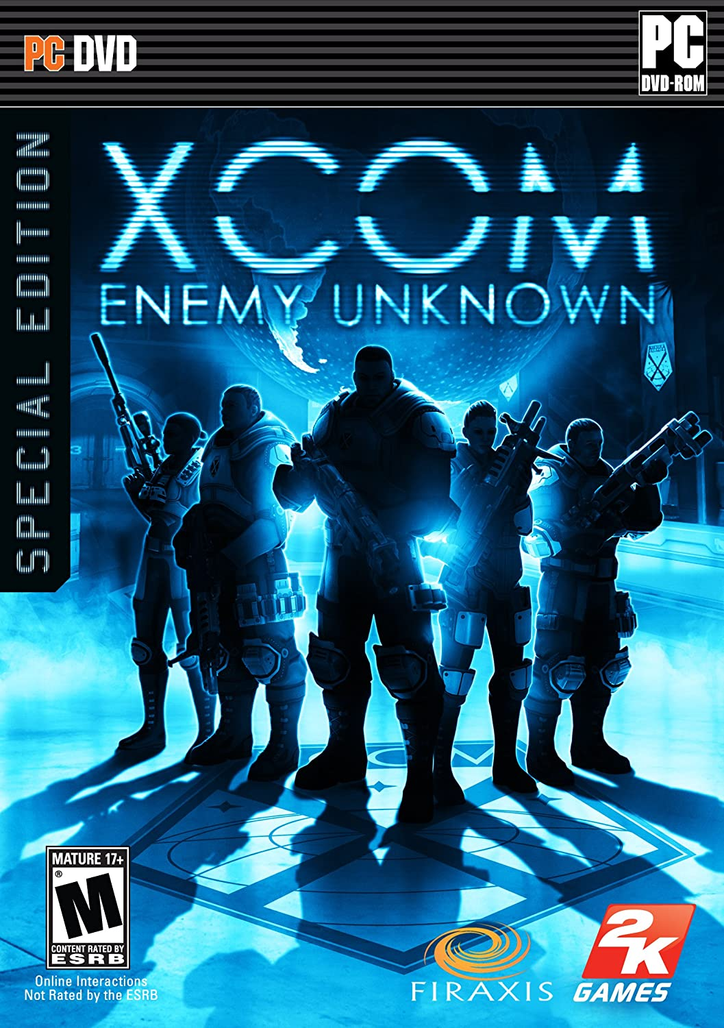 Free poster design software for windows 7 - Amazon Com Xcom Enemy Unknown Special Edition Pc Includes Game Dlc Artbook Poster Soundtrack Video Games