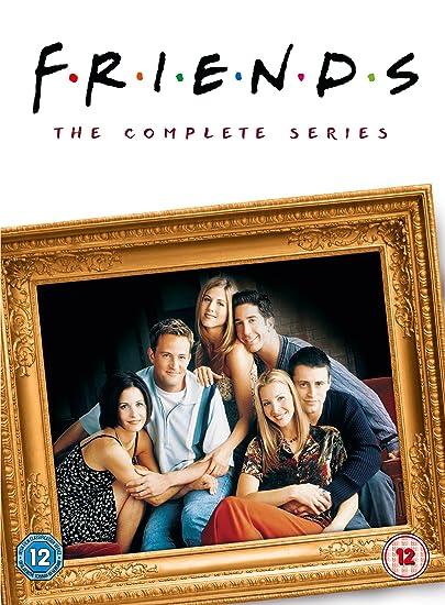 Amazonit Friends Season 1 10 40 Dvd Edizione Regno Unito