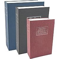Southern Homewares SH-10189 - Caja Fuerte para Libro de diversiones (3 Unidades)